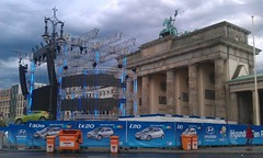 Euro 2012 Football Fan Park at Brandenburg Gate, Berlin (Pub Car Park Ninja) Tags: berlin beer june germany university die side grand brandenburggate des reichstag german segway alexanderplatz fernsehturm bier jews murdered friedrichstrasse house concert 2012 juden zu fr currywurst library tucher memorial tower june memorial ermordeten east james briggs gallery berlin museum wall humboldt dome tv europe berlin gate university bear cathedral bike bierbike revenge dom bunker holocaust bier brandenburg berliner checkpoint charlie altes denkmal westin 2012 europas hitlers holocaustmahnmal humboldtuniversitt rache papstes popes reichstag