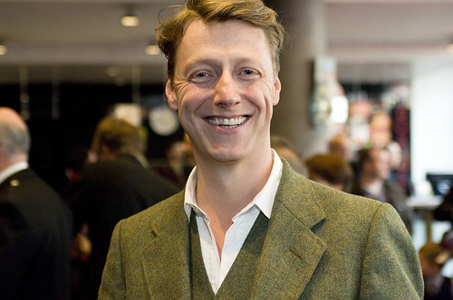 Dougie Payne at the European Premiere of Brave at the Festival Theatre, Edinburgh