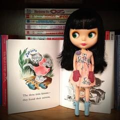 Blythe-a-Day July: 6/31 Books