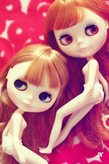 ❤ We are twins ❤