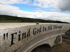 find god (glasnevinz) Tags: ireland howth dublin god seat snail binnadair