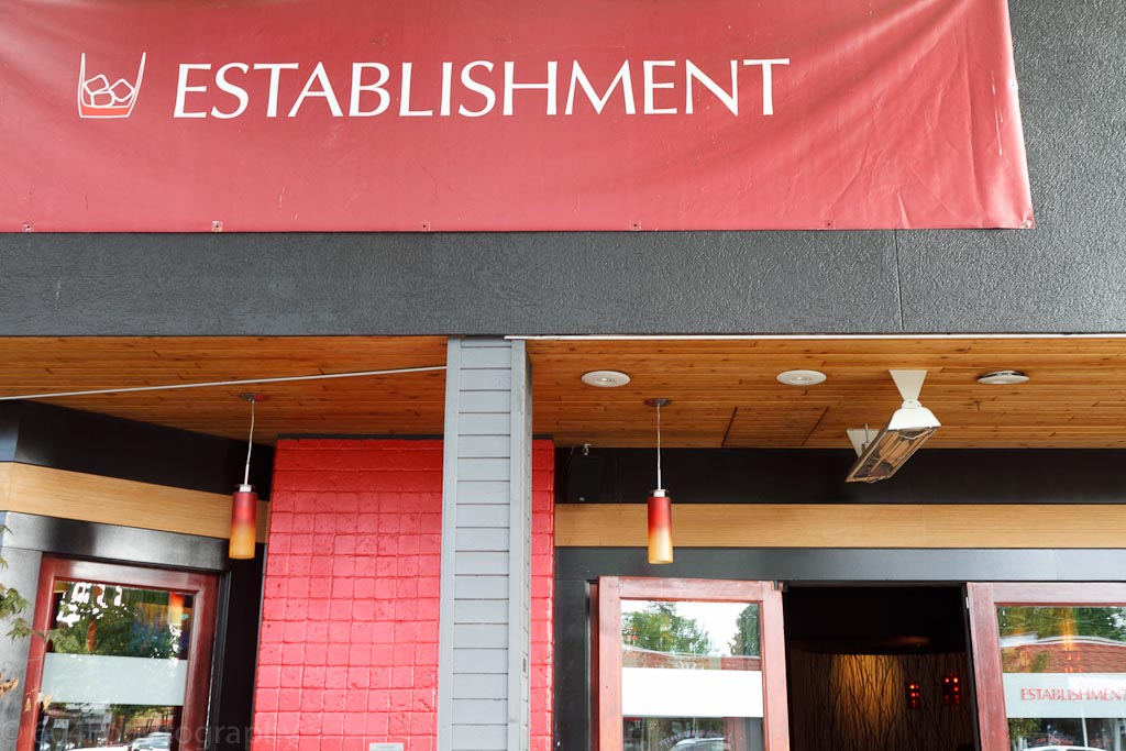 Establishment Lounge - #EstablishmentEATS