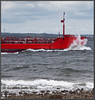 Alcedo 9190315_MG_5757 Best Viewed By Pressing L (www.jon-irwin-photography.co.uk) Tags: river boat waves ships container bow oil rough pilot seas chemical tankers tees alcedo dredgers teesport wwwjonathanirwinphotographycouk 9190315