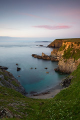 Peace and calm (Arvor Photography) Tags: sunset landscapes godrevy pastelshades muttoncove darylhutchinson navaxpoint arvorphotography