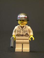 Brickfair 2012 (BrickadirGeneral) Tags: arms lego ghost ww2 bren recon brickarms brickarmy brickfair2012