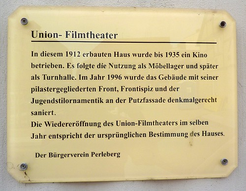 Perleberg Union-Theater (Movie-Star)