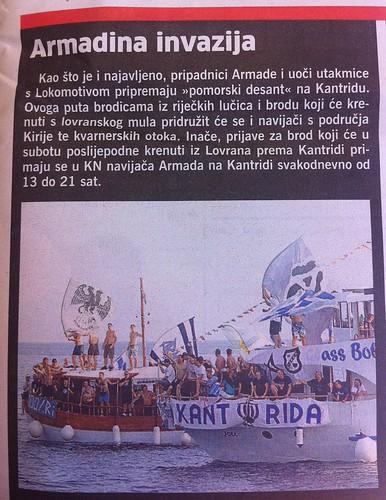 Armadina invazija (Novi List, 08.08.2012)