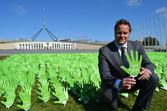 Peter Whish-Wilson gives a Gonski