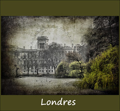 Londres (davidpuig | photography) Tags: park greatbritain inglaterra trip travel viaje england naturaleza lake london texture textura nature canon landscape lago unitedkingdom londoneye paisaje londres reinounido photomix 2011 granbretaa 450d stjamess photoshopcreativo magicunicornverybest besteverexcellencegallery