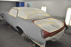 "1970 Cutlass SX 455 Coupe Restoration Paint • <a style=""font-size:0.8em;"" href=""http://www.flickr.com/photos/85572005@N00/8151089817/"" target=""_blank"">View on Flickr</a>"