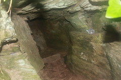 Secret cave, Polperro (C*Fletcher) Tags: