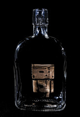 Scream (GManVespa) Tags: cute halloween glass canon studio lights bottle flash clear scream horror danbo danboard
