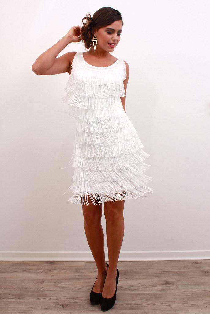 982f6e381a Vestido Camadas Franjas Cores (Innocence Fashion) Tags  innocence noite  festa bomretiro vestidos atacado