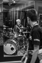 Drummer in the Box (muman71) Tags: nikon frankfurt frankfurtmain musikmesse 2016 d610 dsc1472