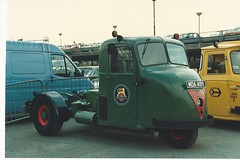 1952 Scammell Scarab (andrewgooch66) Tags: heritage classic vintage commercial vehicle scarab scammell mechanicalhorse townsman