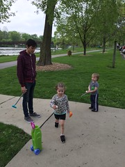 "Inde and Paul Play Golf with Nic • <a style=""font-size:0.8em;"" href=""http://www.flickr.com/photos/109120354@N07/27024142872/"" target=""_blank"">View on Flickr</a>"