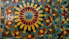 Zellij tile 01 (macloo) Tags: geometric architecture tile mosque morocco casablanca zellij