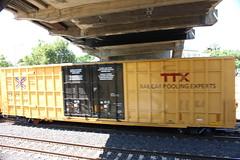 06192016 031 (CONSTRUCTIVE DESTRUCTION) Tags: train graffiti streak tag boxcar graff piece ttx moniker