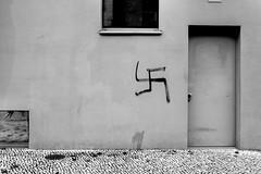 ~ ([noflashman]) Tags: swastika hakenkreuz