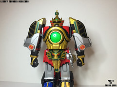 IMG69_1286 (ThanhQuan_95) Tags: dragon tiger legendary warrior mode legacy thunder mega bandai megazord zord tigerzord