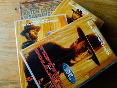 A Western DVD night! (Emma & Justin) Tags: leica cowboys dvd films clinteastwood robertredford paulnewman leicadlux5 2016weeklyalphabetchallenge wisforwestern