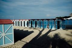 Mondello (i.am.mine) Tags: street leica old 2 color beach analog digital photography 1 fuji x m pro 28 50 35 palermo ricoh 262 mondello typ 246 2016 x100