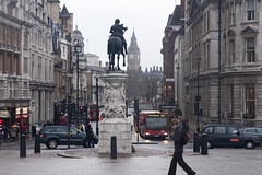 BREXIT... (DCullenV) Tags: road street plaza old city uk travel red england people urban news david bus london history leave wet public water westminster car rain statue fog clouds digital wow square geotagged person photography photo spring nikon europa europe day exterior power d70 cloudy market unitedkingdom candid taxi political colonial central streetphotography trafalgar eu parliament bigben pedestrian handheld vehicle government historical dslr financial equestrian bustle europeanunion remain vidal doubledecker global active drizzle hustle cullen charlesi decv brexit