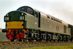 D326 Class 40 (40126) (Ian Gater Photography) Tags: elr eastlancashirerailway thegreattrainrobbery class40 40126 d326