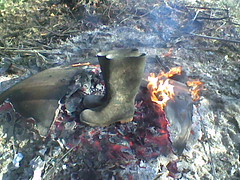 Afb017 (tommy_buffalo) Tags: burning wellies