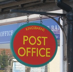 Kingsbarns (Brian Cairns) Tags: post offices kingsbarns