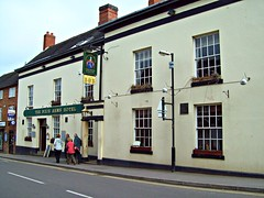137 The Dixie Arms Hotel, Market Bosworth (robertknight16) Tags: locals pubs