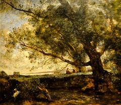 Jean-Baptiste-Camille Corot - Shepherds o