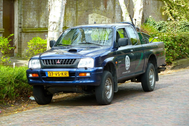 auto car truck 4wd pickup l200 mitsubishi mcar 2car