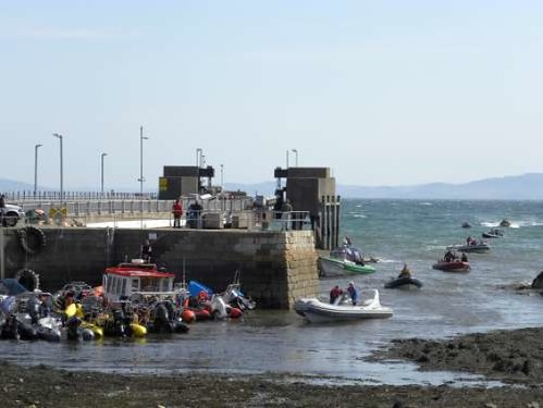 Easdale RIB rendezvous 2011 2