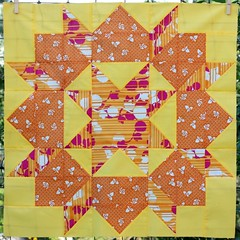 Sunny Garden's Kitten Quilt 2 (Swoon #6) (by niveas) Tags: