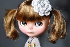 My 1st Custom Blythe....*Dori**