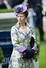 Princess Anne, The Princess Royal Royal Ascot at Ascot Racecourse - Ladies Day, Day 3 Berkshire, England
