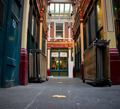 Diagon Alley (P1ay) Tags: leadenhallmarket harrypotter diagonalley diagon p1ay