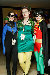 _MG_7286 (FirstPerson Shooter) Tags: robin cosplay poisonivy nightwing portcon portconmaine portcon2012