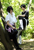 IMG_5638 (PalishKitten) Tags: wood male cosplay naruto sasuke itachi shippuuden utchiha
