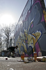 Geser x Asuem (Intentionally Blank.) Tags: graffiti ct molotow 860 geser asuem