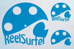 reelsurferlogo (nategonz) Tags: blue logo design surf contest wave website type movies reel talenthouse nategonz reelsurfer