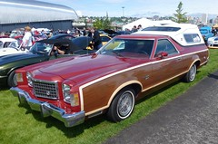 LeMay, America's Auto Museum Opening Day Outside Car Show (IMKRUZN) Tags: 2 ford washington oldschool ii rides trucks 1978 tacoma 1977 musclecars ltd 1979 squire classiccars hotrods vintagecars ranchero convertibles pickups pacificnw customcars ratrods antiquecars sedans carshows roadsters streetrods coupes collectorcars kustomkulture hardtops traditionalrods roadsterpickups