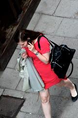 From Above (josephzohn | flickr) Tags: girls people fromabove tjejer människor uppifrån brahegatan