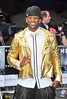 Oritse Williams The European Premiere of 'The Dark Knight Rises' held at the Odeon West End - Arrivals. London, England