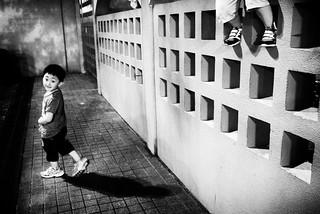Hong Kong, Wan Chai, Smile
