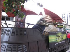 Course of the Force 2012 - Jabba's Barge