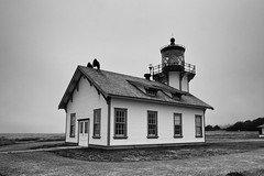 Point Cabrillo Lighthouse (Dave Dunne (BlurDotBlog)) Tags: vacation lighthouse interestingness interesting pointcabrillo