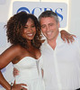 Tanika Ray, Matt LeBlanc CBS Showtime's CW Summer 2012 Press Tour at the Beverly Hilton Hotel - Arrivals Beverly Hills, California