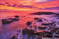 Black Point (benjacobsen) Tags: sunrise rhodeisland blackpoint narragansett 1635ii leegnd 5diii leecp